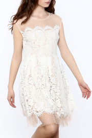 Current Air White Prom Dress - Product Mini Image