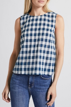 Current Elliott Boxy Cropped Tank Top - Product List Image