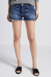 Current Elliott Boyfriend Denim Short - Product Mini Image