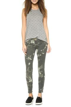 Current/Elliott Camo Stiletto Jeans - Alternate List Image