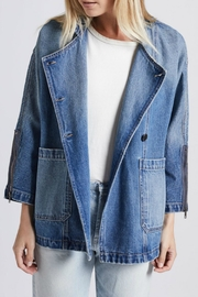 Current Elliott Crosby Denim Jacket - Product Mini Image