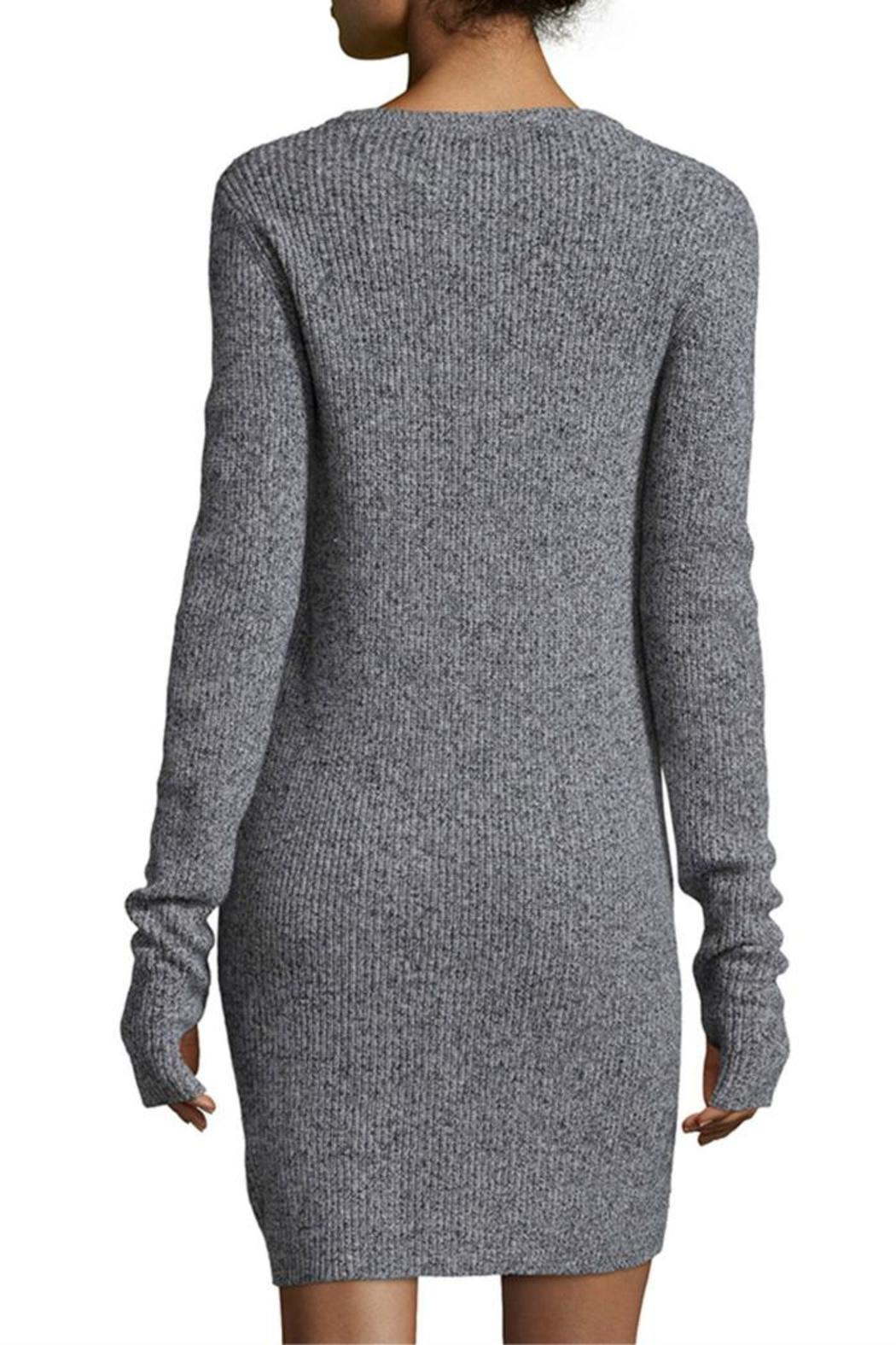 Current Elliott Easy Sweater Dress - Front Full Image