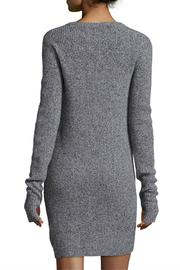 Current Elliott Easy Sweater Dress - Front full body