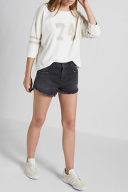 Current Elliott Gam Short - Side cropped