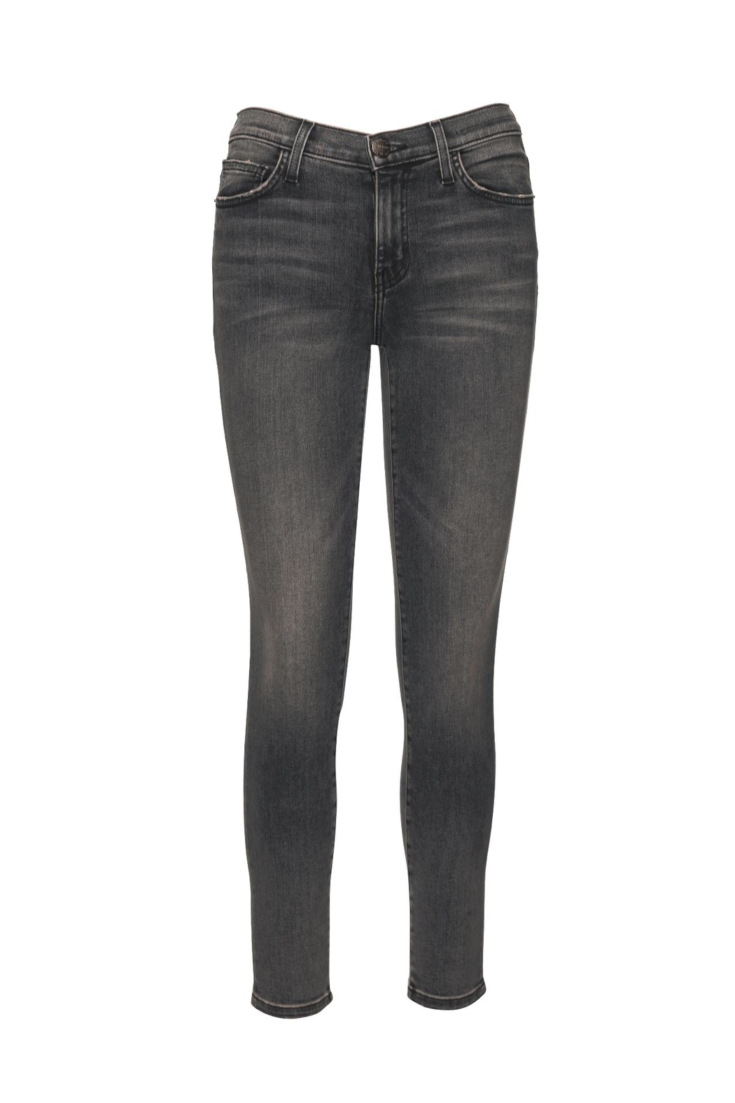 Current Elliott High Waist Jeans - Front Cropped Image