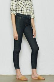 Current Elliott Highwaist Stiletto Jean - Front full body