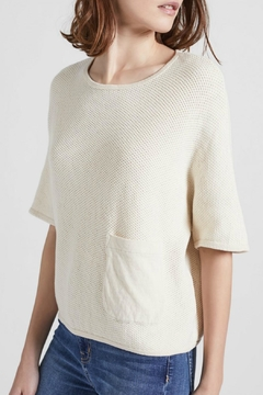 Shoptiques Product: Tee Chest Pocket Top