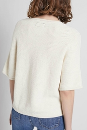 Current Elliott Tee Chest Pocket Top - Front full body