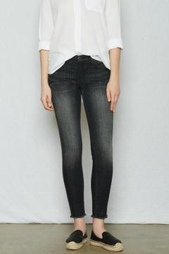 Current/Elliott Raw Hem Stiletto - Product List Image