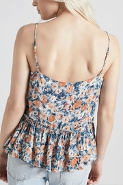 Current Elliott Strappy Tank Top - Front full body