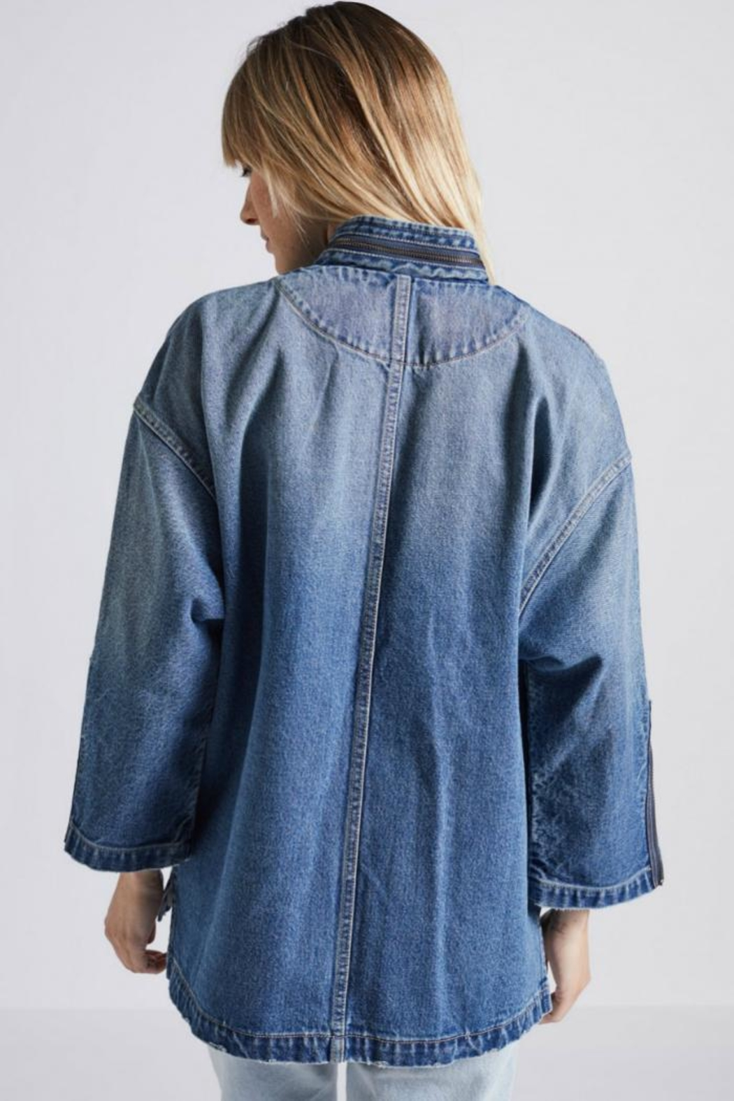 Current Elliott The Crosby Jacket - Side Cropped Image