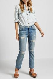 Current Elliott Fling Super-Loved Jean - Product Mini Image