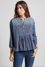 Current Elliott The Pintuck Shirt - Front cropped