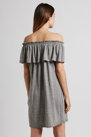 Current Elliott The Ruffle Dress - Side cropped