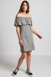 Current Elliott The Ruffle Dress - Product Mini Image
