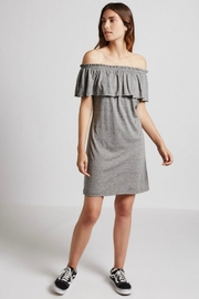 Current Elliott The Ruffle Dress - Front full body