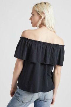 Current Elliott The Ruffle Top - Alternate List Image