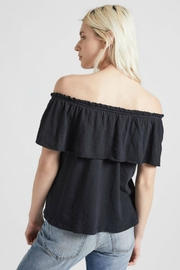 Current Elliott The Ruffle Top - Side cropped