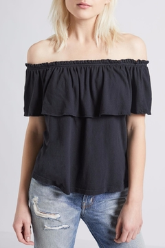 Shoptiques Product: The Ruffle Top