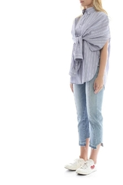 Current Air Button Down Blouse - Side cropped
