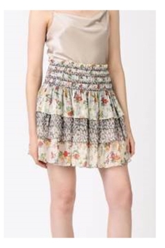 Current Air Floral Skirt - Product List Image