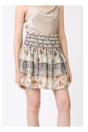 Current Air Floral Skirt - Product Mini Image