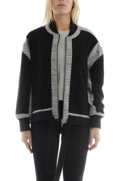 Current Air Houndstooth Jacket - Product List Image