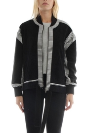Current Air Houndstooth Jacket - Product Mini Image