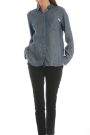 Current Air Jean Button-Down Shirt - Front full body
