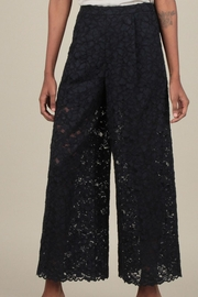 Current Air Lace Culotte Pants - Product Mini Image