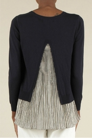 Current Air Layered Look Sweater - Front full body