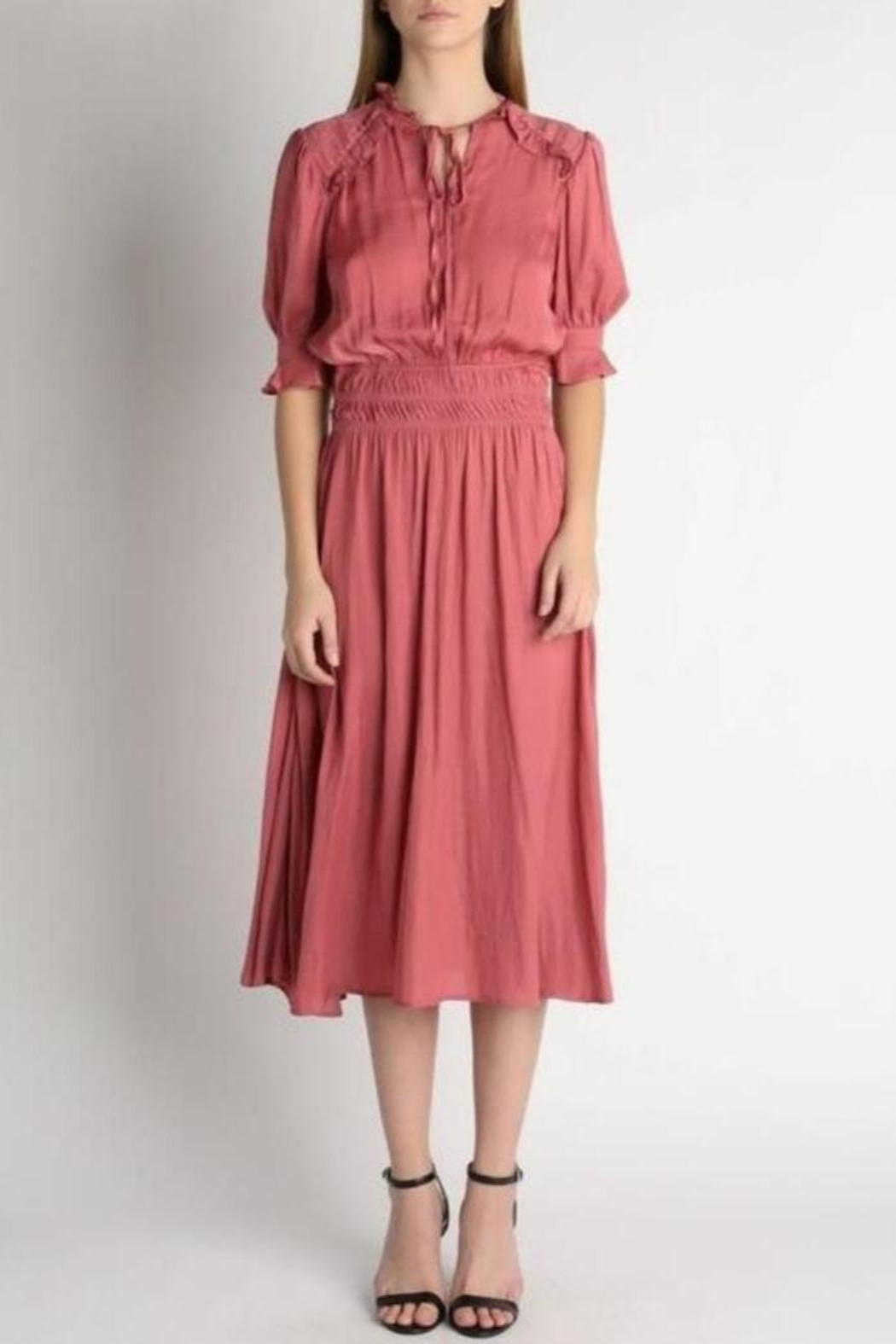 Current Air Rosie Dress - Side Cropped Image
