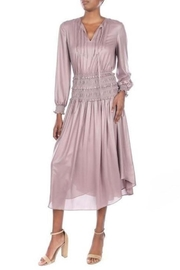 Current Air Smokey Amethyst Dress - Front cropped