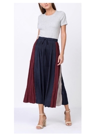Current Air Stripe Maxi Skirt - Product Mini Image