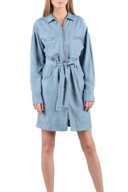Current Air Tencel Shirt Dress - Product Mini Image