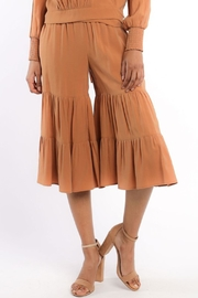Current Air Tiered Culotte - Product Mini Image
