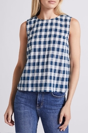 Current Elliott Boxy Cropped Tank - Product Mini Image