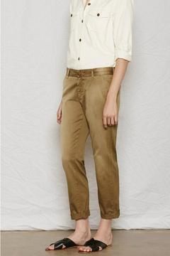 Current/Elliott Buddy Vintage Style Trouser - Alternate List Image