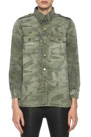 Current Elliott Cotton Perfect Shirt - Front cropped