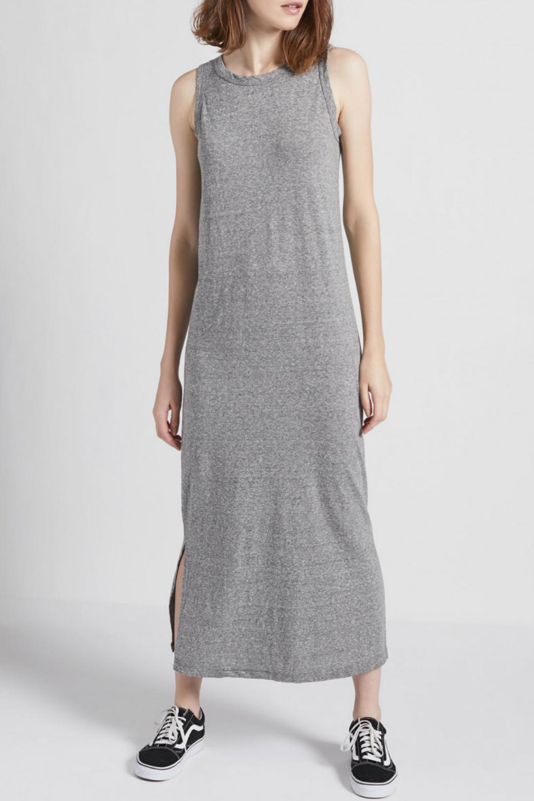 Current Elliott Perfect Muscle Tee Dress - Side Cropped Image