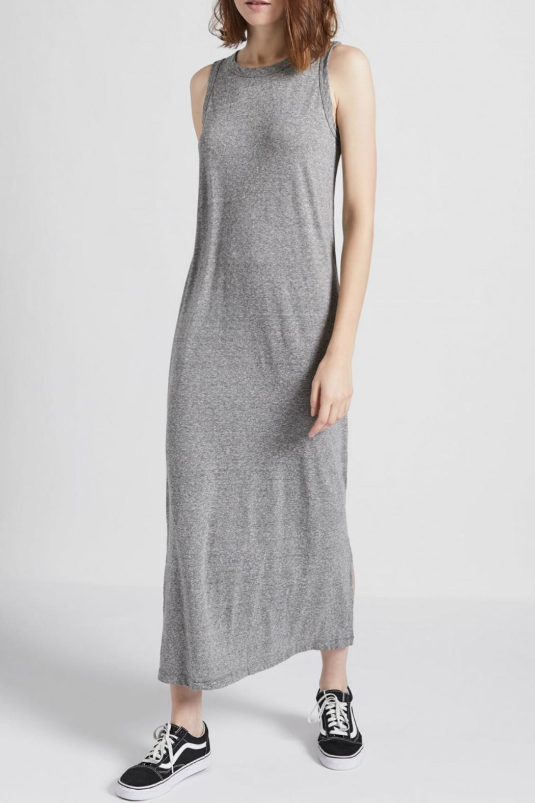 Current Elliott Perfect Muscle Tee Dress - Main Image