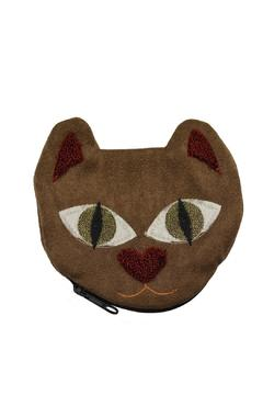 Currucutu Kitty Coin Pouch - Alternate List Image