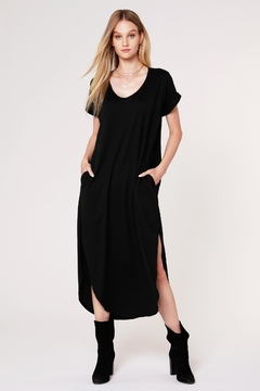 Shoptiques Product: Curved Hem Dress