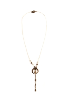 Chan Luu Curved Horn Necklace - Alternate List Image