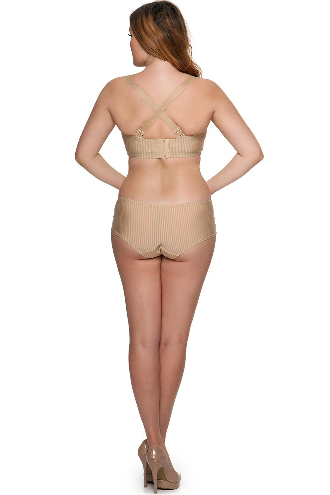 Curvy Kate Luxe Strapless Bra - Side Cropped Image