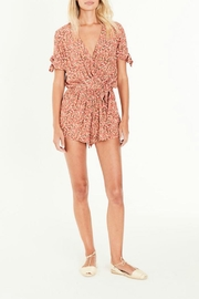 Faithfull The Brand Cusco Playsuit - Front cropped