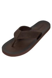 Tidewater Sandals Cushioned Brown Sandal - Product Mini Image