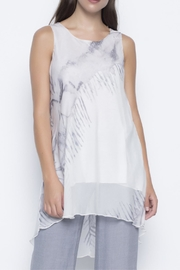 Picadilly Custom Print Tunic - Front cropped