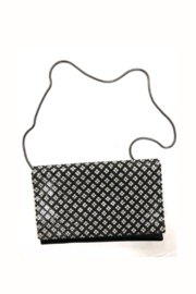 Sondra Roberts Cut Crystal Clutch - Front cropped