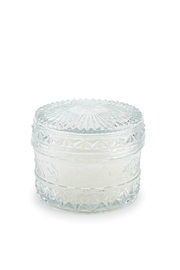 Mud Pie Cut Glass Lavender-Candle - Product Mini Image